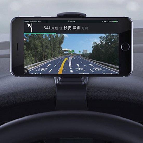 ☜shop go☞  車用支架 HUD 儀表台 鱷魚夾 手機支架 手機座 手機夾 GPS導航架 儀表板手機架【L054】