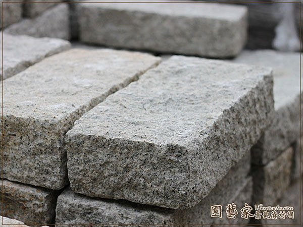 【園藝家景觀資材網】花崗石塊*粉花崗石塊40*20*10*營造造景 園藝庭園鋪設 佈置 緣路石 鋪地磚 花圃圍牆