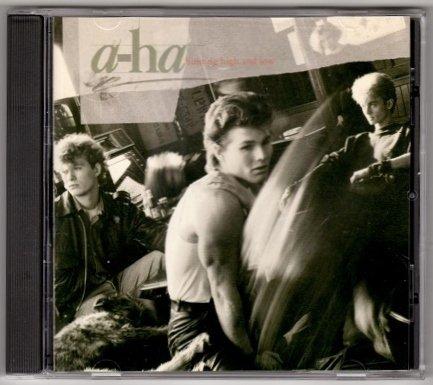 a-ha  HUNTING HIGH AND LOW CD 收錄超級金曲 Take On Me
