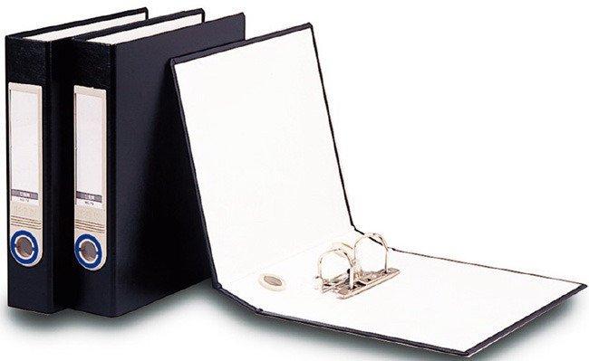 【優力文具】立強牌 A4二孔拱型夾檔案夾(R75S)一打12個*PVC封面*資料夾 檔案夾 收納夾*輕鬆做辦公室收納