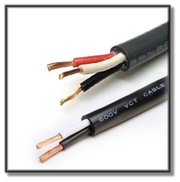 【 阿原水電倉庫 】宏泰 2.0mm平方 * 2C 2芯 電纜線 PVC絕緣電纜線 100公尺(1丸) 充實型 電纜