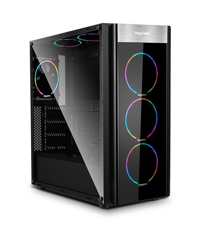 (高雄岡山便宜3C)極速水冷電競不思議I7-8700K+GTX1080TI+電競SSD+一鍵還原 帶輕鬆駕馭遊戲世界01