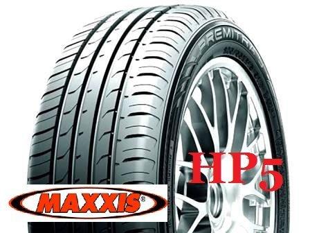 瑪吉斯HP5 205/55/16 WR網路特價 實體店面專業安裝[上輪輪胎]