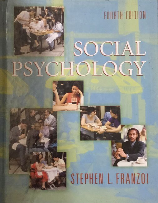 書 social psychology fourth edition