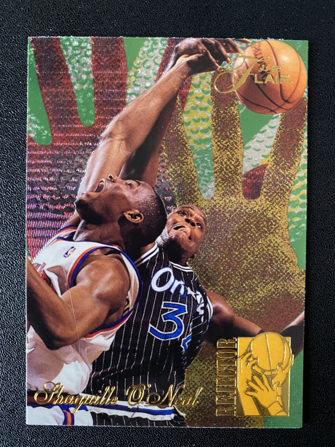Shaquille ONeal 1994-95 Flair Rejector #5