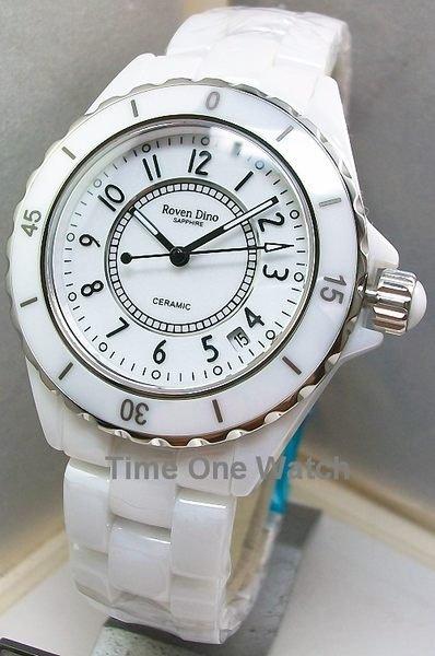 實體店面(可議價_內詳)Roven Dino_羅梵迪諾陶瓷手錶(男女通用)RD665_RD666_RD668_RD667