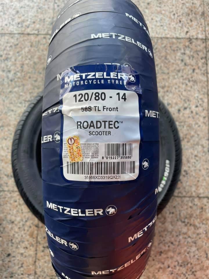 **勁輪工坊**(機車輪胎專賣店) 德國象牌輪胎 ROADTEC 120/80/14 NIKITA/J300