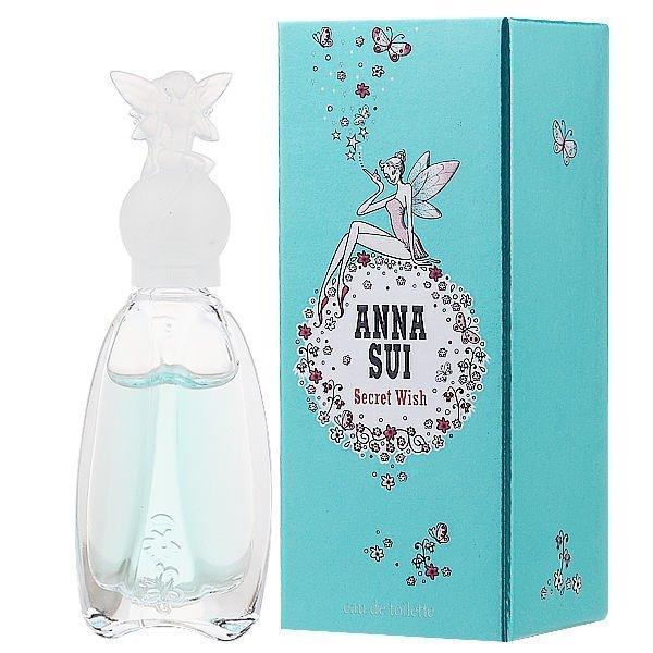 【美妝行】Anna Sui Secret Wish 安娜蘇 許願精靈  淡香水 4ml