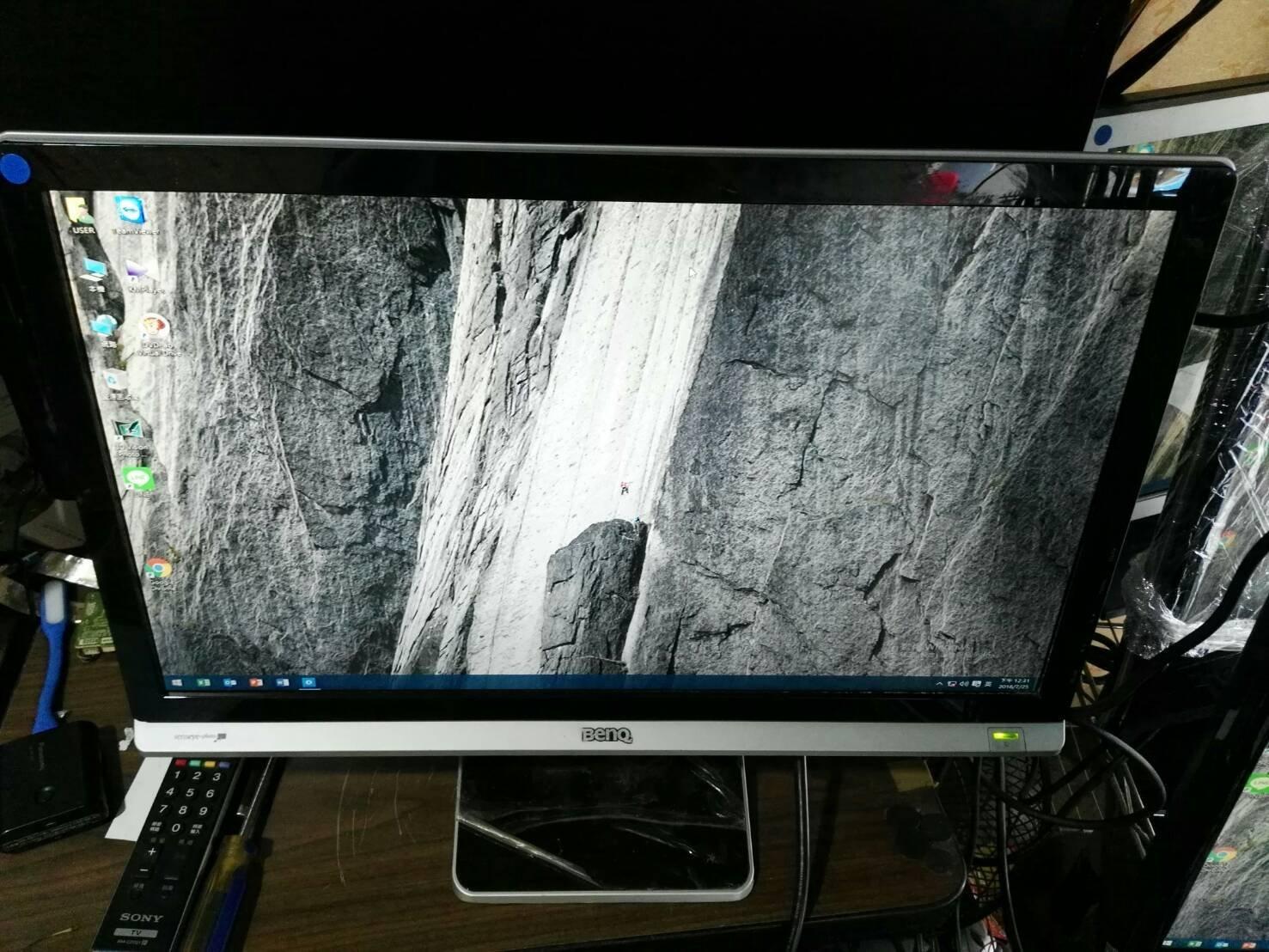 大台北 永和 22吋螢幕 lcd 二手 螢幕 benq  22 螢幕 FULL HD 另有19吋 27吋28吋