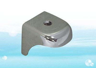 【水易購新豐店】流線型鵝頸吊片-銀色 淨水器鵝頸龍頭 《RO、淨水器週邊耗材 》
