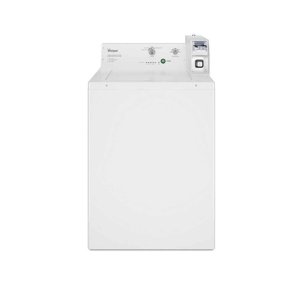 *可議價*Whirlpool 惠而浦 9公斤 投幣式直立洗衣機 CAE2765FQ