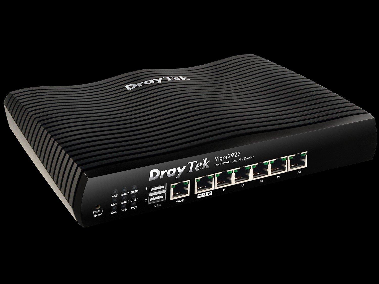 【鴻霖-無線基地台】居易科技 Vigor2927 SSL VPN寬頻路由器 雙WAN VPN防火牆路由器