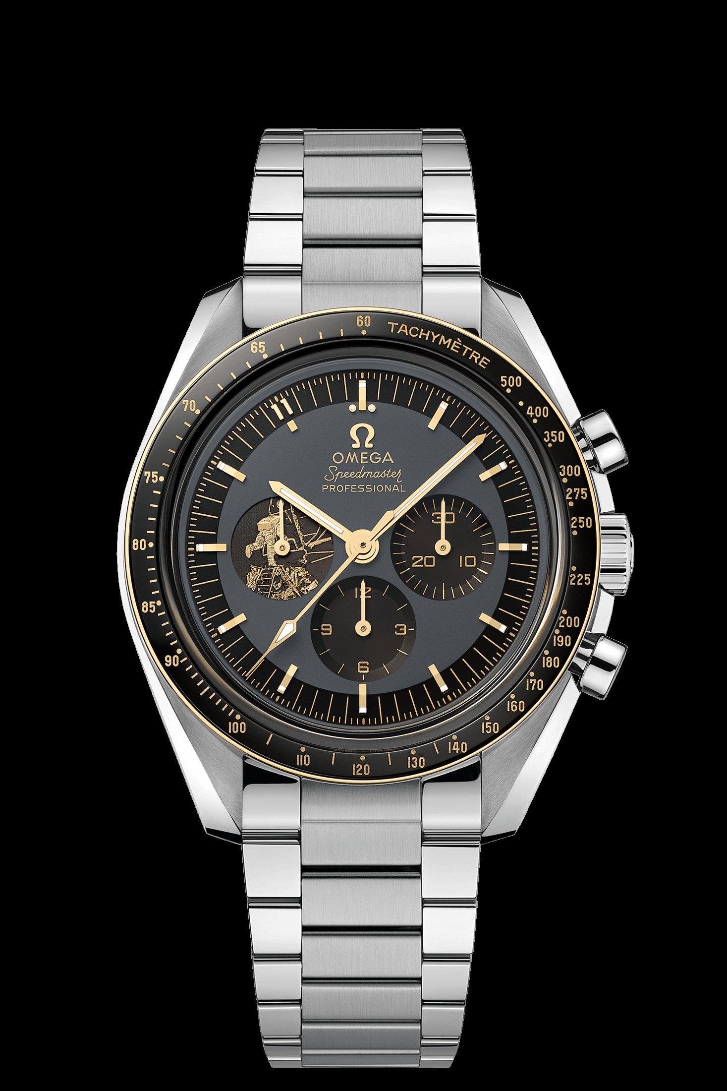 光華.瘋代購 [預購] 歐米茄 Omega Speedmaster 超霸登月 阿波羅11號50週年紀念腕錶 42mm