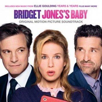 電影原聲帶  BJ有喜 O.S.T.  Bridget Jones's Baby