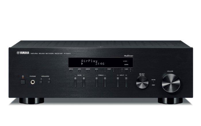 YAMAHA R-N303兩聲道綜合擴大機~聲音中性自然有質感~另有R-N803