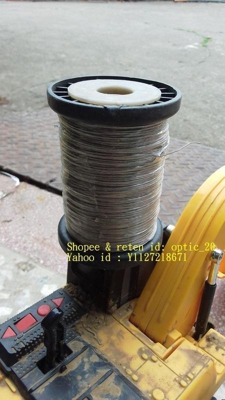 養蜂專用 養蜂工具 24號 白鐵絲 不鏽鋼絲 固定巢礎 500g 鋼絲 另有 防蜂衣 防叮手套 燻煙器 巢礎 搖蜜機