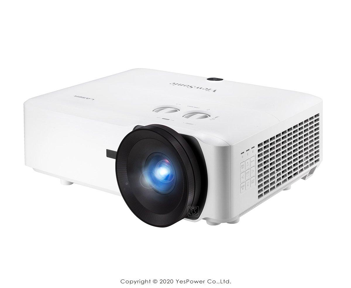 LS860WU ViewSonic 5000流明 WUXGA 短焦高亮度雷射投影機/1920x1200解析 悅適影音