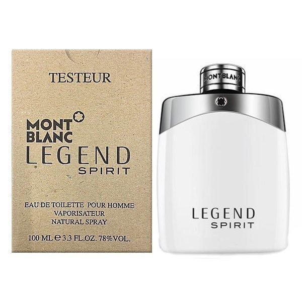 *人人美*Mont Blanc 萬寶龍 傳奇白朗峰 男性淡香水 100ml TESTER環保包裝