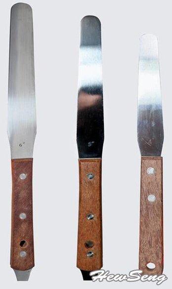 DIY 網版印刷 絲印 調刀 墨刀 抹刀 24.5cm  台灣製造  不銹鋼材質 品質可靠