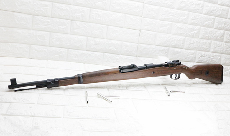 [01] BELL DIBOYS Kar 98K 空氣槍 手拉 拋殼(BB彈BB槍玩具槍狙擊槍卡賓槍毛瑟二戰57式