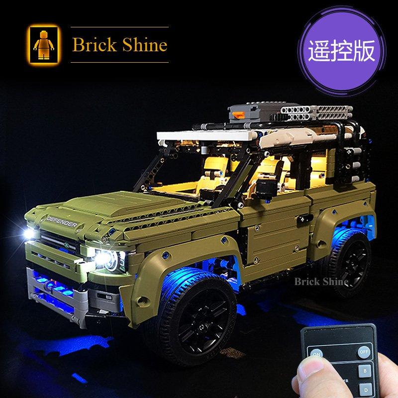 現貨 樂高 LEGO 42110 Land Rover Defender 全新未拆 遙控版 BS燈組