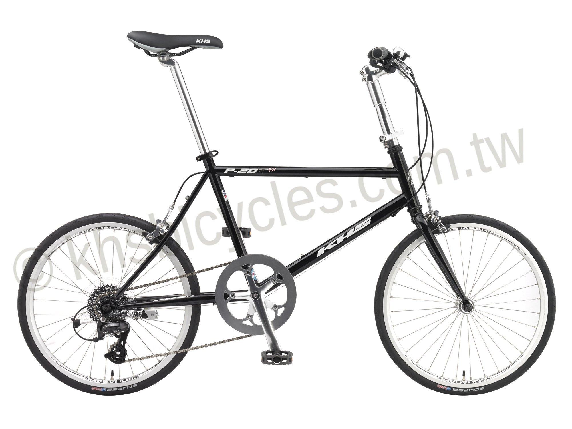 (J.J.Bike) KHS 功學社 P20-T451 P20T451小径車 城市車 城市小遊龍 非 406 GIANT