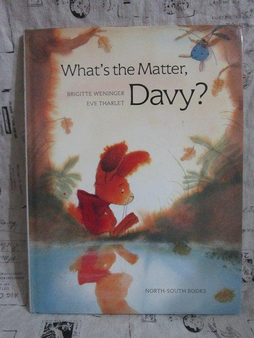 戴維怎麼了? Whats the Matter, Davy? Brigitte Weninger