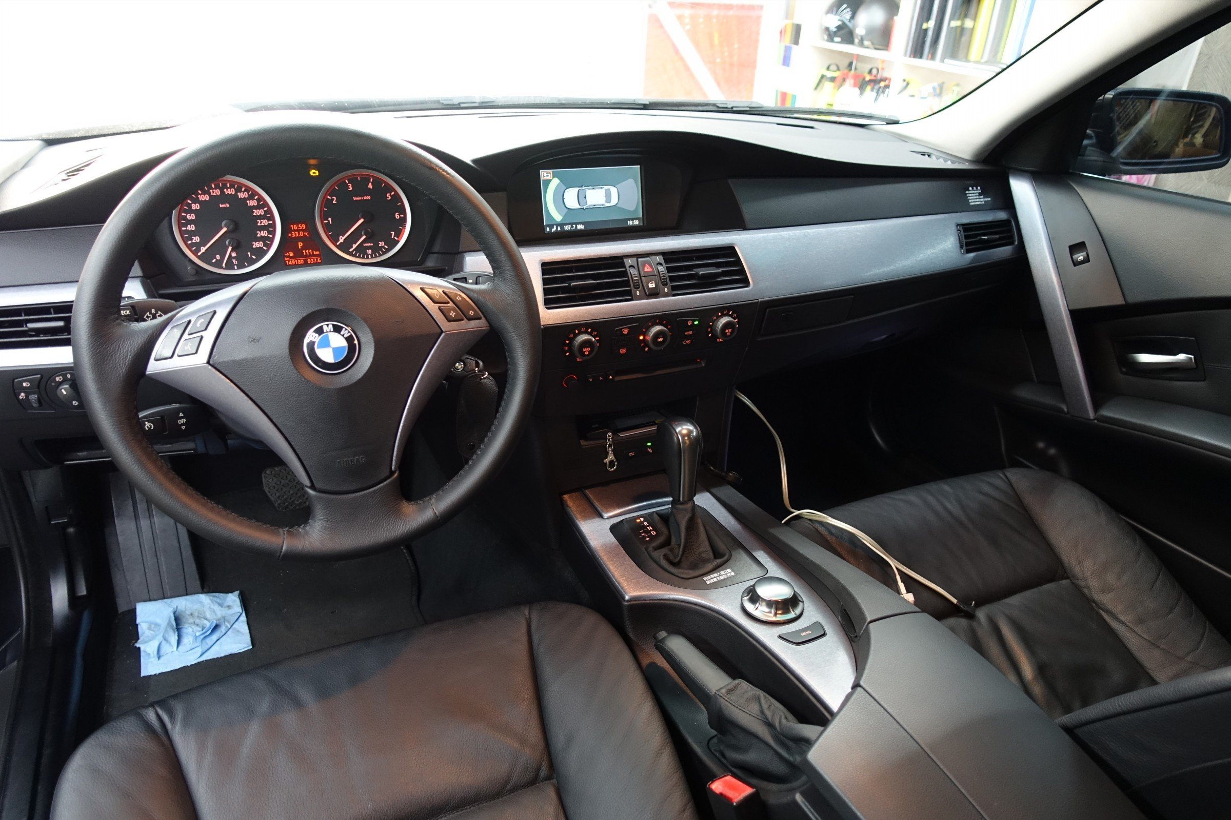 BMW E60 內裝貼膜 內裝包膜 核桃木貼膜 內飾板貼膜 E61 E90 E91 E92 E93 F20 E87 M3