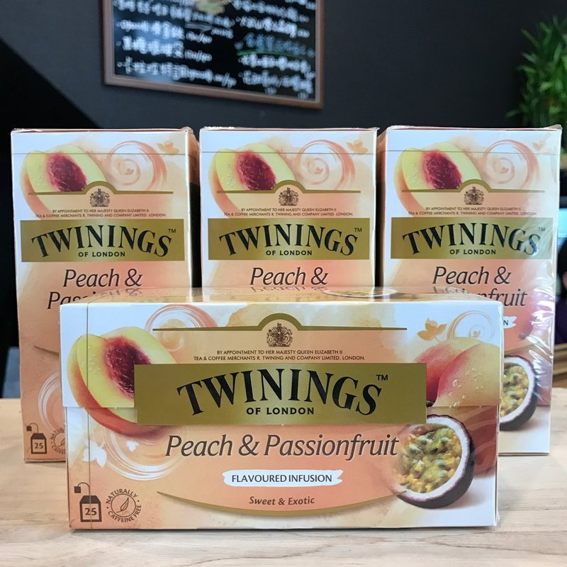 *卡拉拉咖啡精品*英國 TWININGS 唐寧茶 熱帶風情茶 ( 2g×25入 )