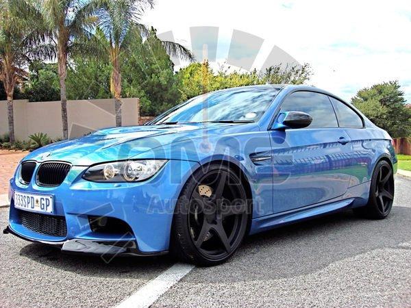 《OME - 傲美國際》BMW E90 E92 E93 M3 保桿專用 V牌 平紋碳纖 卡夢 前下巴 大包 現貨供應