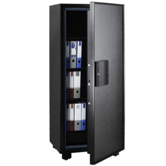 頂級指紋防火保險櫃EGE-100-BB