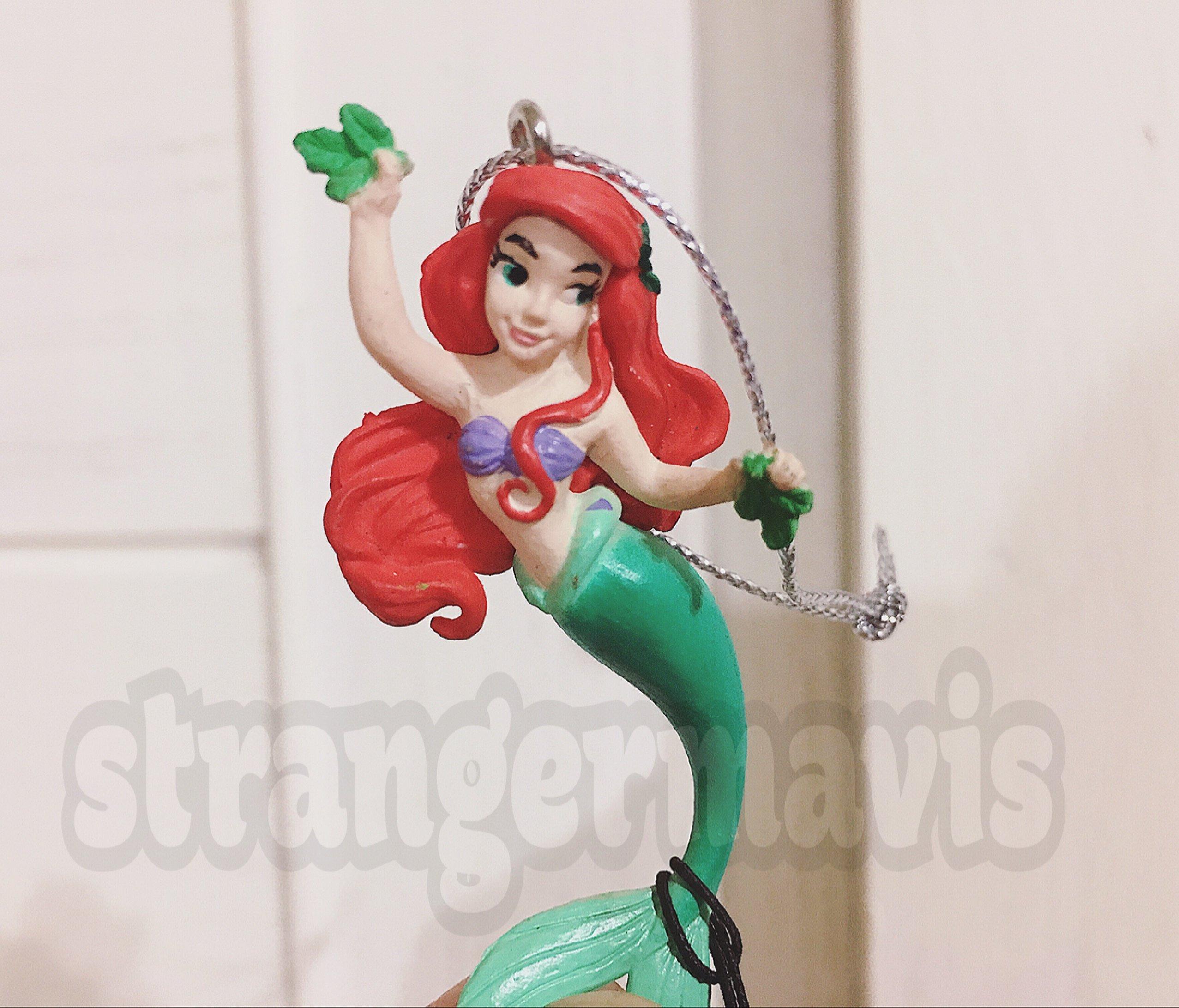 The Little Mermaid 小美人魚 吊飾