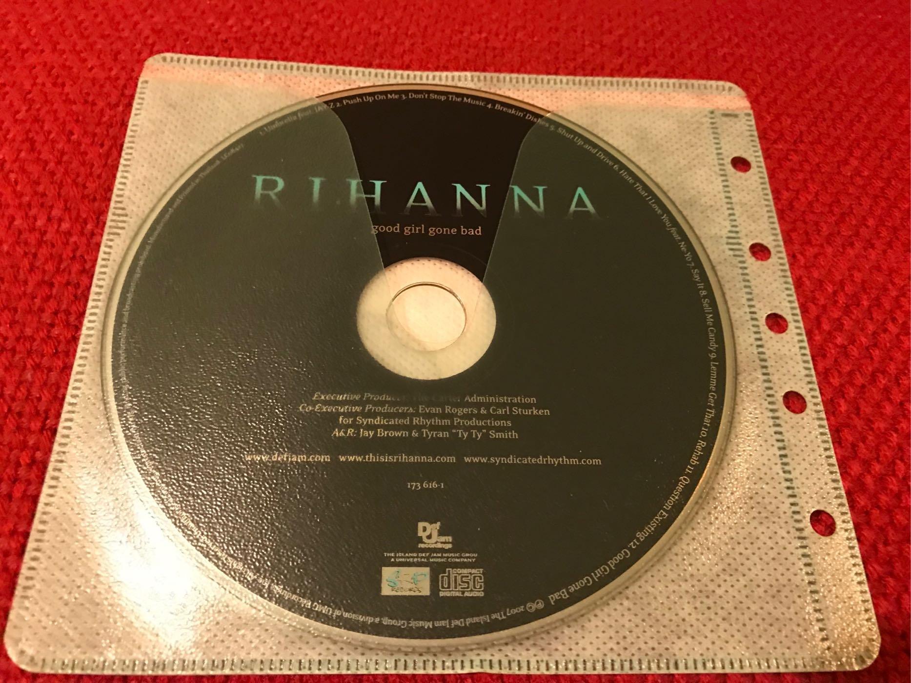 蕾哈娜 Rihanna / Good Girl Gone Bad