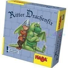 玻璃珠遊戲屋 2013年 款 德國 HABA 4948 恐龍騎士 逐龍騎士 兒童桌遊 德國桌上遊戲