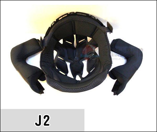 [安信騎士] M2R J2 專用鏡片 內襯 賣場
