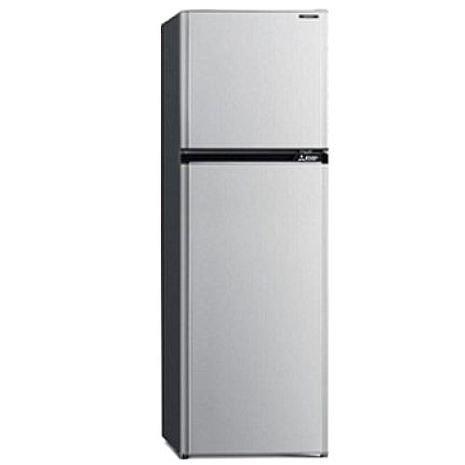 【MITSUBISHI 三菱】273公升 雙門變頻電冰箱-銀(MR-FV27EJSL-C)