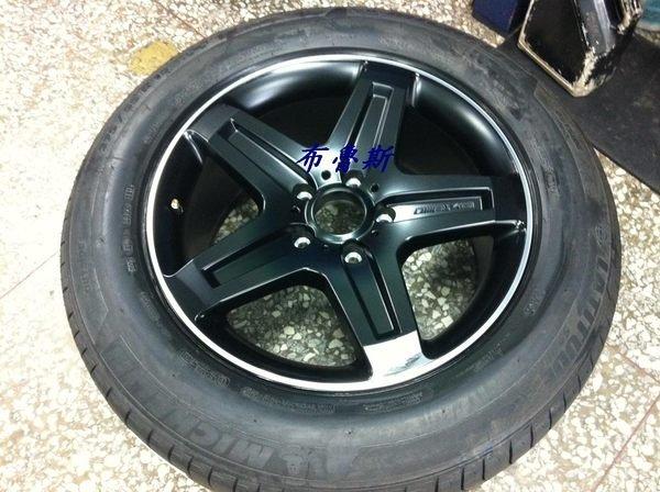 布魯斯AMG原廠限量霧黑19吋Benz W463 G63 G55 G500用新品HRE BBS ADV1 TWS VOSSEN WORK OZ RAYS Classon Brabus