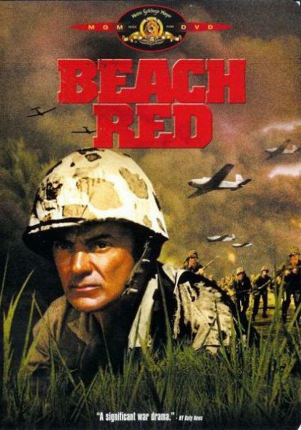 【藍光電影】搶灘總攻擊 Beach Red (1967) 33-094