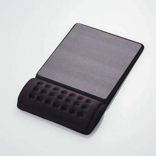 《網中小舖》全新 ELECOM COMFY 舒壓鼠墊Ⅱ 快適版 輕快操作 黑色 滑鼠墊 含稅