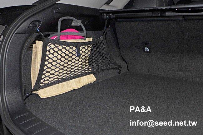 PA&A 多功能後行李廂 側邊固定網 置物網 LEXUS RX200t RX300 RX350 RX450h RX270