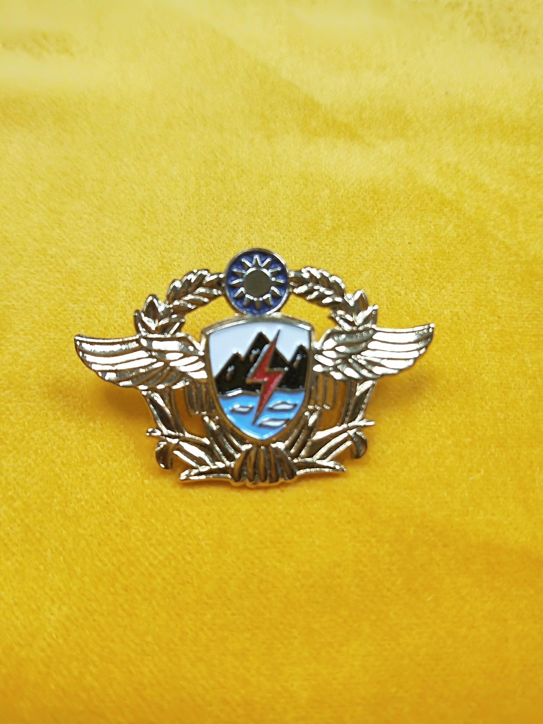 特戰紀念胸章 胸徽 徽章