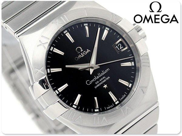 OMEGA 歐米茄 手錶 CONSTELLATION 星座 38mm 機械錶 藍寶石 瑞士 天文台 123.10.38.21.01.001