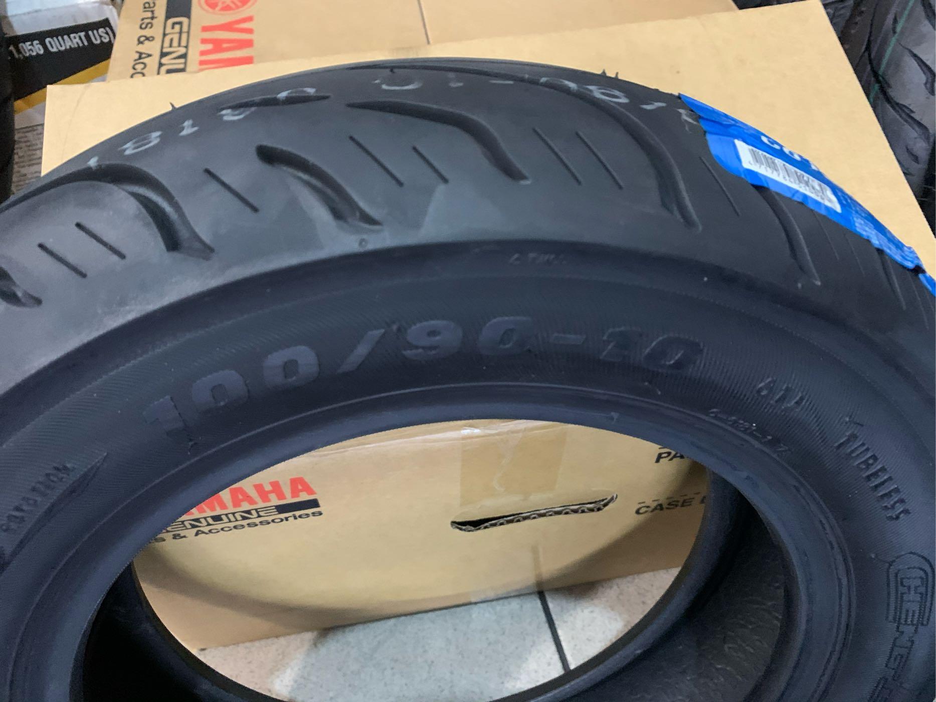 CST 正新 C6181 鋭豹 100/90 10 晴雨胎 機車輪胎
