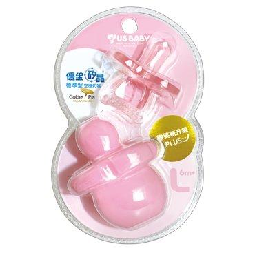【微笑新升級PLUS】優生-矽晶安撫奶嘴《 型》附保存盒【TwinS伯澄】