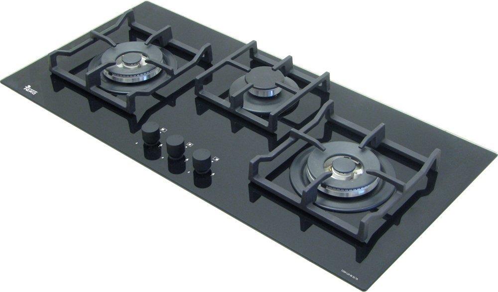 【路德廚衛】德國TEKA 創新機能-*LUX-86  玻璃三口瓦斯爐* 來電 !!!