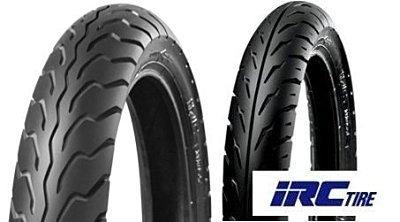 (輪胎王)日本IRC NR55 100/90-18+NR57 120/80-17  TU250 17吋輕檔車鋼絲框專用胎