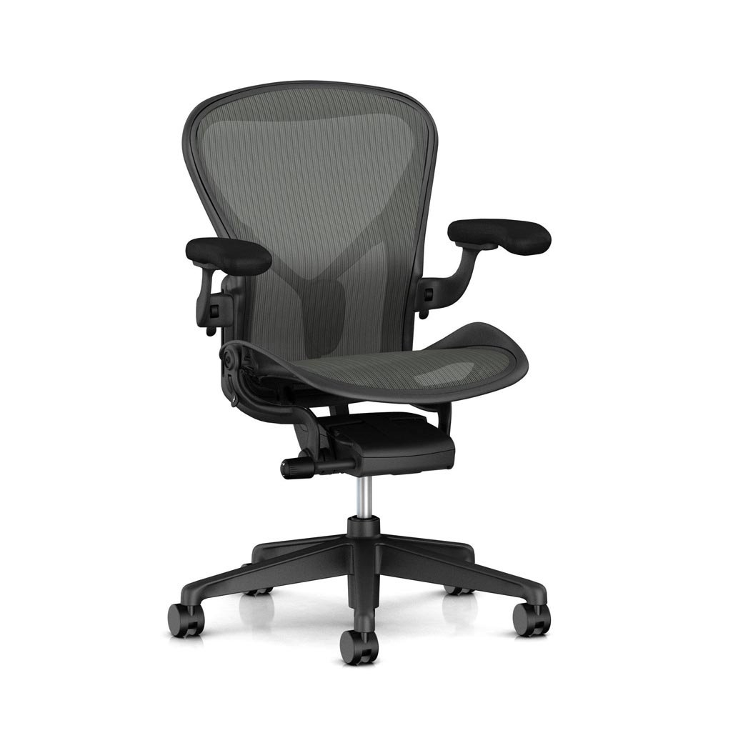 Herman Miller Aeron 2.0人體工學椅 經典再進化(基本款) - C SIZE