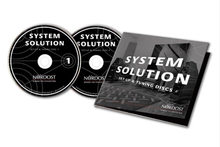 【音逸音響】喇叭校聲光碟〉美國Nordost System Solution–Set-up & Tuning Discs