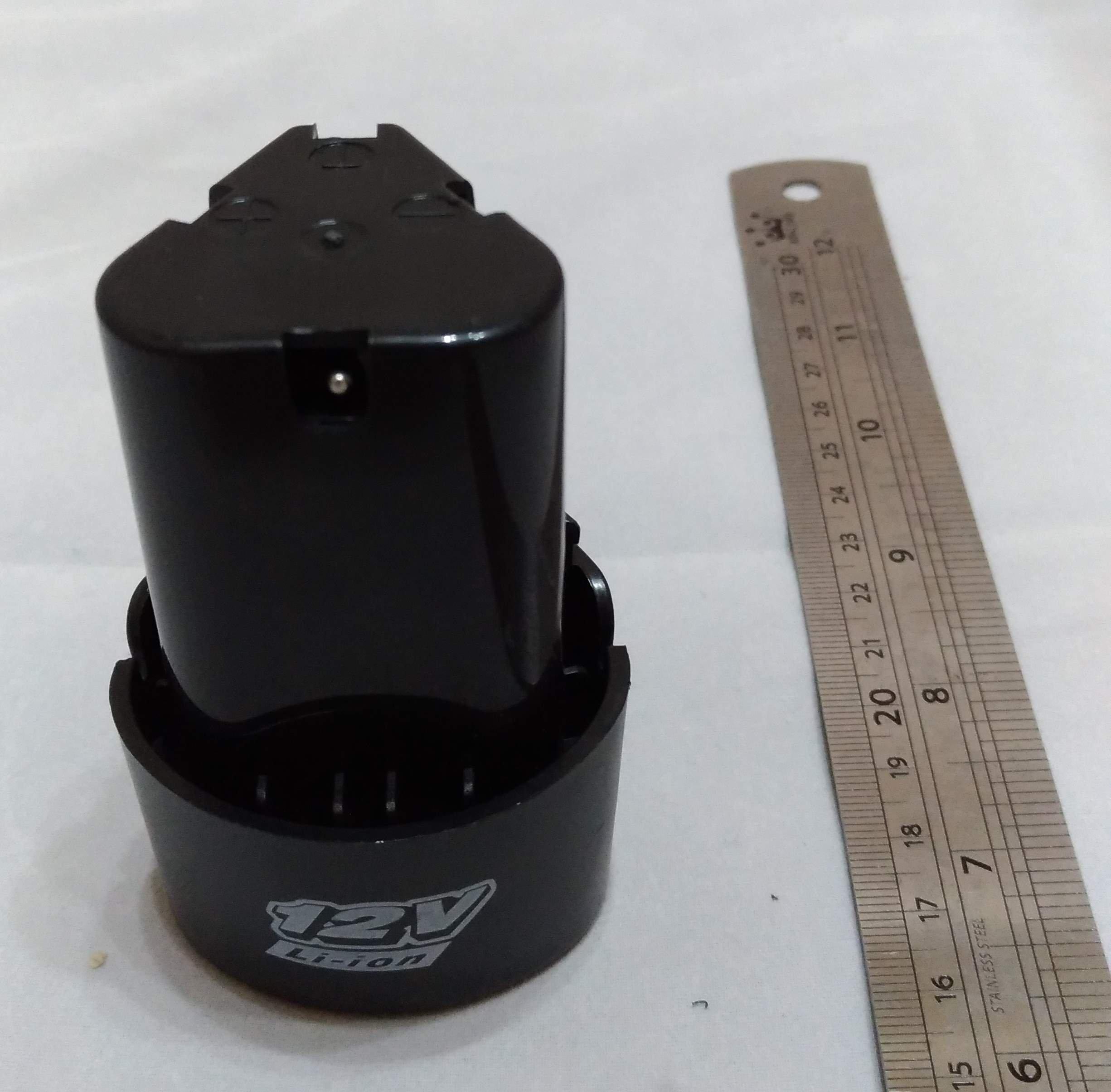 富格龍韻 鋰電池 鋰電鑽用鋰電 B款式電池 12V 2Ah 2000mAh 鋰充電電池 電鑽電池 電動起子電池
