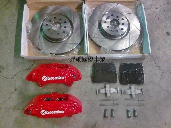 [昇輔國際車業]Brembo F40/F50來令片/碟盤/前四後二卡鉗/浮動/雙片Impreza/STI/EVO/DC5/AP